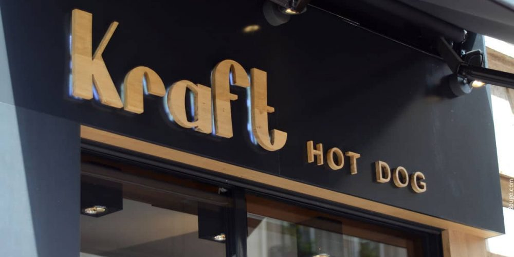 Kraft, le hot-dog made in USA à déguster à Paris